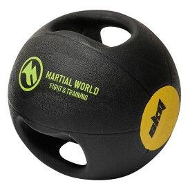 メディシンボール ダブルグリップタイプ 6kg MB6 [ラッピング不可][代引不可][同梱不可]
