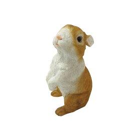 CHEERFUL FRIENDS(チアフルフレンズ) ウサギのマリー アニマルオブジェ 1003638-02