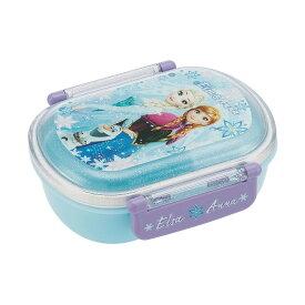 pos.439858 アナと雪の女王 Anna&Elsa 食洗機対応 ふわっとフタ タイトランチボックス QAF2BA