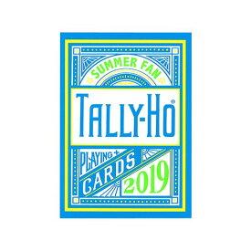 プレイングカード タリホー サマーファンバック PC9FS