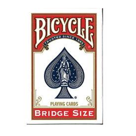 プレイングカード バイスクルライダーバック ブリッジ 赤 PC86A
