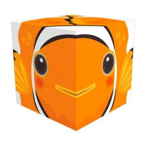 Cube Box 小(ソーダキャンディ5個入) クマノミ 10個セット CB513