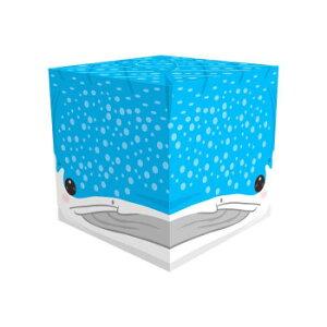 Cube Box 小(ソーダキャンディ5個入) ジンベエザメ 10個セット CB549