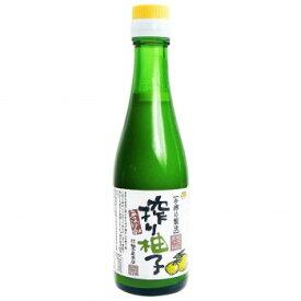 搾り柚子 200ml ×12本セット [ラッピング不可][代引不可][同梱不可]