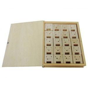 日本製 積み木絵本 ブロブク&木っころろ 木っころろM K-01-2 [ラッピング不可][代引不可][同梱不可]