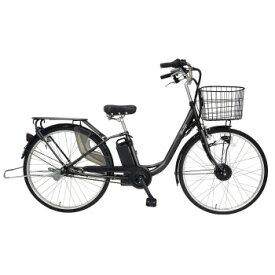 SUISUI Breeze 26インチ 電動アシスト 軽快自転車 内装3段変速 ブラック BM-APX263PS-BK [ラッピング不可][代引不可][同梱不可]