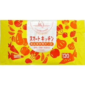 K18スマートキッチン保存袋120枚 [キャンセル・変更・返品不可]