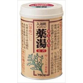 オリヂナル薬湯 ヒバ 750g (医薬部外品) [キャンセル・変更・返品不可]