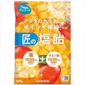 匠の塩飴マンゴー味100G [キャンセル・変更・返品不可]