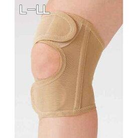 ウォーキングサポーター 膝用 1枚ベージュ L-LL [キャンセル・変更・返品不可]