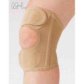 ウォーキングサポーター 膝用 1枚ベージュ M-L [キャンセル・変更・返品不可]