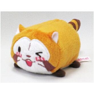 Petit world masterpiece theater rice cake rice cake bean bag Rascal きゃは [cancellation, change, returned goods impossibility]