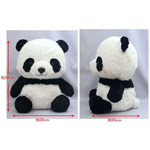 パンダの赤ちゃんBIG 座り [キャンセル・変更・返品不可]