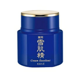 KOSE 薬用 雪肌精 クリーム エクセレント 50g [キャンセル・変更・返品不可]