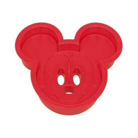 ミッキーマウス 食パン抜き型 [キャンセル・変更・返品不可]