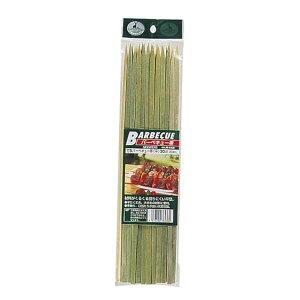 竹製バーベキュー串(平)30cm 20本入 [キャンセル・変更・返品不可]