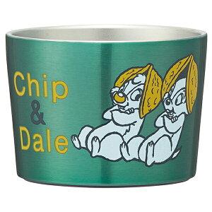 チップ&デール アイスクリームミニカップ用ステンレス真空カップ [キャンセル・変更・返品不可]
