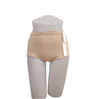 安慰的工房意大利的棉布界內橡膠短褲[M~LL][取消、變更、退貨不可]