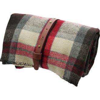 傳統風格羊毛毯SPRUCE RED[取消、變更、退貨不可]