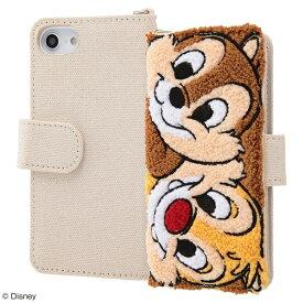 iPhone 8/7/6s/6 ディズニー 手帳型ケース/チップ&デール [キャンセル・変更・返品不可]