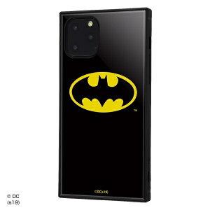 iPhone 11 Pro /バットマン/耐衝撃ハイブリッドケース KAKU /バットマンロゴ [キャンセル・変更・返品不可]