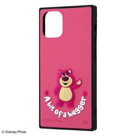 iPhone 12 mini ピクサー/耐衝撃ハイブリッドケース シリコン KAKU/ トイ・ストーリー/ロッツォ [キャンセル・変更・返品不可]