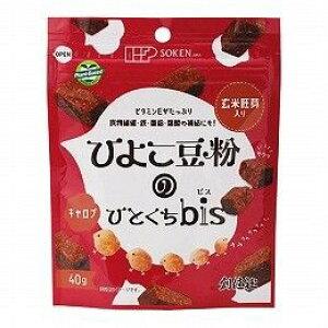 ひよこ豆粉のひとくちbis(キャロブ) 単品 [キャンセル・変更・返品不可]