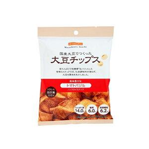 大豆チップス トマトバジル 単品 [キャンセル・変更・返品不可]