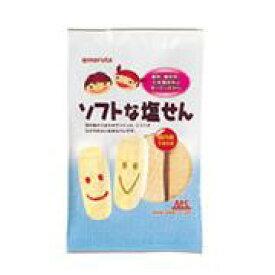 MS ソフトな塩せん 2枚×8袋 単品 [キャンセル・変更・返品不可]