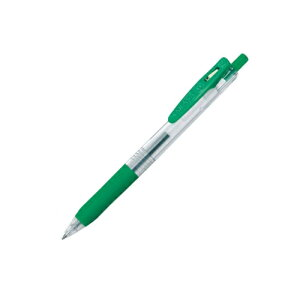 [ゼブラ] サラサクリップ0.4mm 緑 [キャンセル・変更・返品不可]