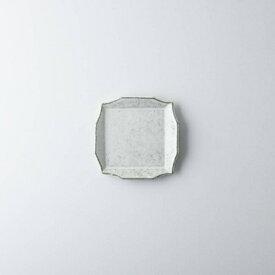 寿山窯 rim リム スクエア S(10cm) ホワイトアッシュ [キャンセル・変更・返品不可]