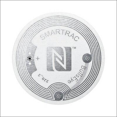 【サンワサプライ NFCタグ(大容量888byte 5枚入り) MM-NFCT2】[返品・交換・キャンセル不可]