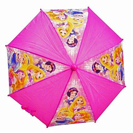 《クーポン配布中!!》ディズニープリンセス キッズアンブレラ オーロラ (ピンク) 10452 子供用 傘 かさ カサ ドールハンドル 雨具 女の子 かわいい キャラクター グッズ メール便不可
