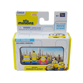 Minion mini play set River D Yu packets cannot be 11294d