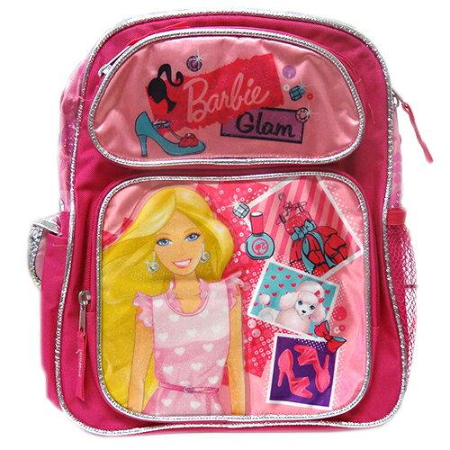 【店内ポイント5倍 24日19:59マデ】バービー Barbie バックパック Glam 12117 リュックサック バック 人形 鞄 袋 リュック メール便不可【ds】