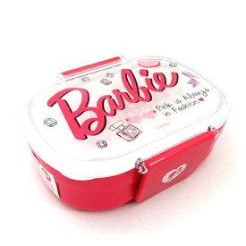 バービー Barbie 1段ランチボックス フューシャピンク 12163 お弁当箱 ランチボックス 弁当箱 お弁当 ランチ おべんとう キッズ 子供 女の子 かわいい キャラクター グッズ メール便不可