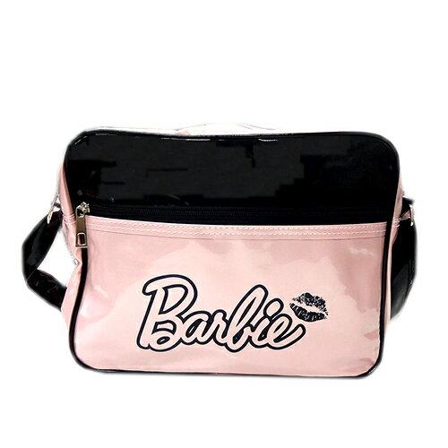 バービー Barbie ショルダーバッグ ロゴ 12440 ななめがけ メール便不可
