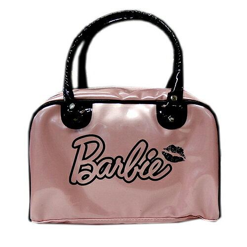 バービー Barbie ハンドバッグ ロゴ 12441 ボストンバッグ メール便不可