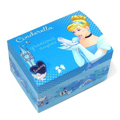 シンデレラ アクセサリーボックス&ピアスセット Disney ディズニープリンセス ピアス ジュエリーボックス 箱 おもちゃ プレゼント アクセ クリスマス 12682 メール便不可
