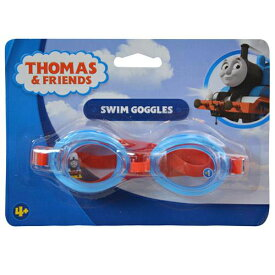 トーマス ゴーグル 水中メガネ 男の子用 水泳 プール 海 子供用 キッズゴーグル 子ども用 水中ゴーグル きかんしゃトーマス 水中めがね 水色 13340 THOMAS キャラクターグッズ メール便不可