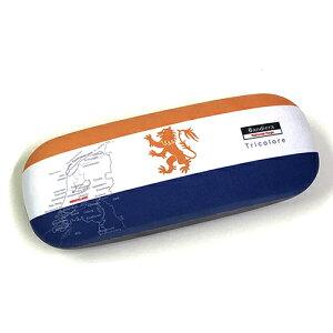 Bandiera(バンディエラ) メガネケース オランダ 12732 眼鏡 めがね サングラス Glass case オランダ国旗 Netherlands 北欧 メール便不可