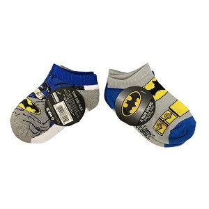 アメコミヒーロー 2pk ソックス Size4-8.9 (バットマン) 14273b 12cm 13cm 2足組 男の子 コミック ヒーロー アメコミ プレゼント 靴下 くつ下 景品 プチギフト かっこいい プチギフト インポート 輸入