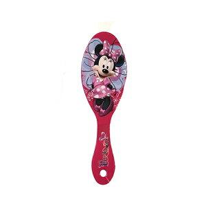 ミニー ヘアブラシ 14280c ブラシ ミニー ディズニー Disney 子供 くし レッド ヘアメイク クシ 景品 ミニーちゃん かわいい 女の子 幼児 子ども キッズ おしゃれ プレゼント インポート 輸入品