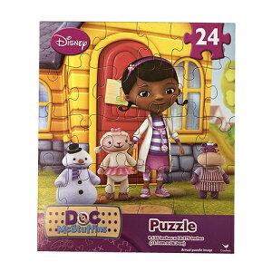 ドックはおもちゃドクター (ドックと仲間たち) 24ピース パズル 14328a Disney ディズニー おもちゃ 知育玩具 ジグソーパズル ドック キャラクター グッズ 雑貨 ドック 女の子 輸入品 インポート