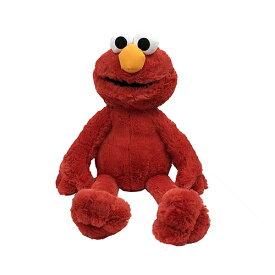 エルモ BIG ぬいぐるみ 14375 おもちゃ セサミストリート レッド キャラクター グッズ 人形 ビッグサイズ かわいい インテリア SESAME STREET 大きい プレゼント 景品 男の子 女の子 メール便不可