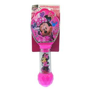 【訳あり】ミニーマウス ヘアブラシ マグネット付き 13648 ミニー ディズニー Disney MINNIE 子供 キッズ 女の子 かわいい 可愛い キャラクター 雑貨 グッズ くし 櫛 ヘアメイク ヘアセット おもち