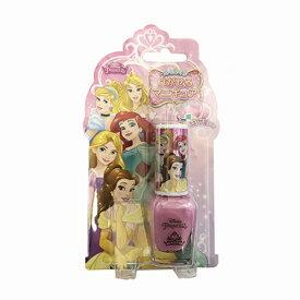 ディズニープリンセス はがせるマニキュア (パールピンク) 14040 ネイル パール マニキュア 子供 子ども Disney Princess ネイル おしゃれ かわいい キッズコスメ 幼児 女の子 景品 お祭り ギフト キャラクター グッズ 雑貨 SHO-BI ピンク メール便配送