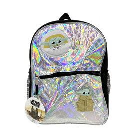 スターウォーズ (ベビーヨーダ) 約14リットル リュックサック 14709 STAR WARS スター・ウォーズ リュック オーロラ ヨーダ 鞄 かばん ディズニー Disney 旅行 映画 キャラクター 雑貨 グッズ 輸入品 メール便不可