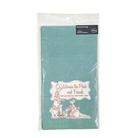 くまのプーさん ボトムバッグ (M) フレンズLB/OR 10枚入り DP149 14953 プーさん クラシック レトロ 絵本 紙袋 プーさん Pooh 簡易包装 キャラクター かわいい 女の子 Disney ディズニー お菓子袋 ラッピング 袋 プレゼント インディゴ 包装 ラッピング用品