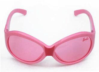 芭比娃娃芭比儿童太阳镜粉色